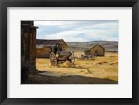 Framed Wheel & Sled