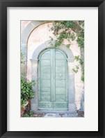 Framed Venice Doorway Light