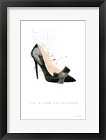 Framed Stiletto Style III