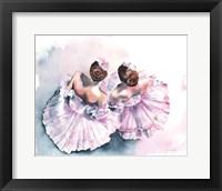 Framed Ballet III