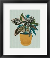 The Great Indoors I Framed Print