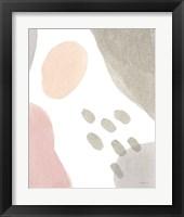 Framed Abstract Tidepool II