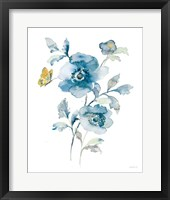 Blues of Summer II Gilded Framed Print