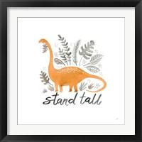 Framed Dino Inspiration II