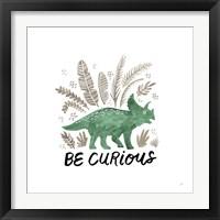 Framed Dino Inspiration I