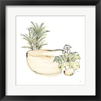 Tub V Framed Print