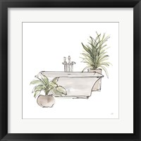 Neutral Tub II Framed Print