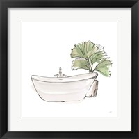 Neutral Tub I Framed Print