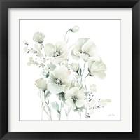 Framed Secret Garden Bouquet II