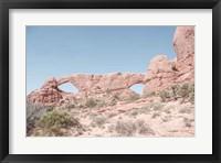 Day Hike IV Framed Print