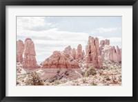 Day Hike II Framed Print