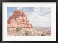 Day Hike I Framed Print