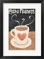 Framed Mocha Madness