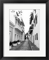 Framed Viejo San Juan II