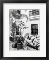 Framed Viejo San Juan III