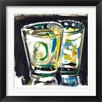 Framed Margarita II