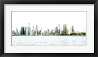 Framed Chicago Coastline