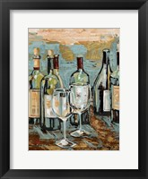 Framed Wine II