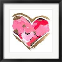 Framed Heart Full of Love II