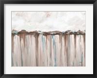 Framed Ocean Hues