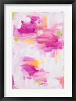 Urban Blush I Framed Print