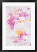Urban Blush II Framed Print