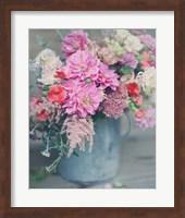 Framed Spring Floral Arrangements
