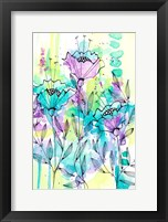 Framed Floral Beauties