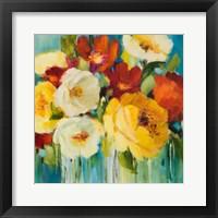 Flower Power I Framed Print