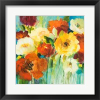 Flower Power II Framed Print