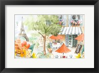 Framed Parisian Life