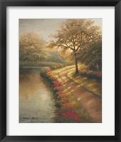Morning Light I Framed Print