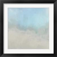 Misty Fog II Framed Print