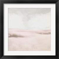 Blush Balance I Framed Print