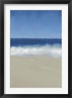 Beach Dreaming II Framed Print