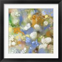 Flower Impression II Framed Print