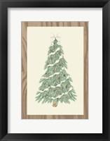 Hometown Christmas I Framed Print