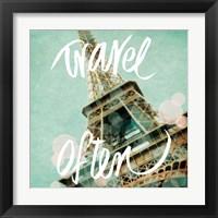 Framed Adventures in Europe I