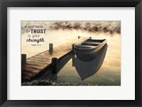 Framed Trust (Quiet Morning)