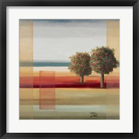 Apple Tree II Framed Print