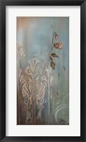 Ornaments & Roses I Framed Print
