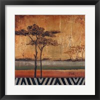 African Dream I Framed Print