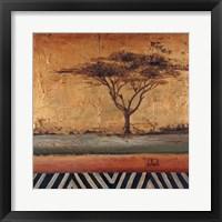 Framed African Dream II