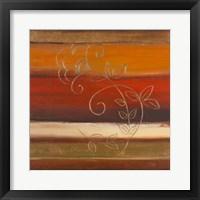 Sunset Fantasy I Framed Print