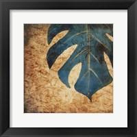 Balazo Damask I Framed Print