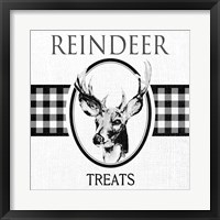 Framed Reindeer Treats