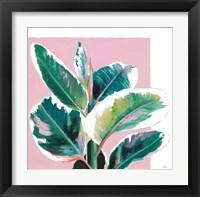 Framed New Tropics I