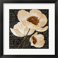 Evening Bloom I Framed Print