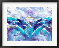 Framed Ocean Waves