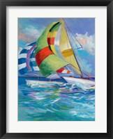 Framed Full Sail I